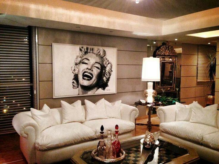marilyn monroe bedroom home decor pinterest