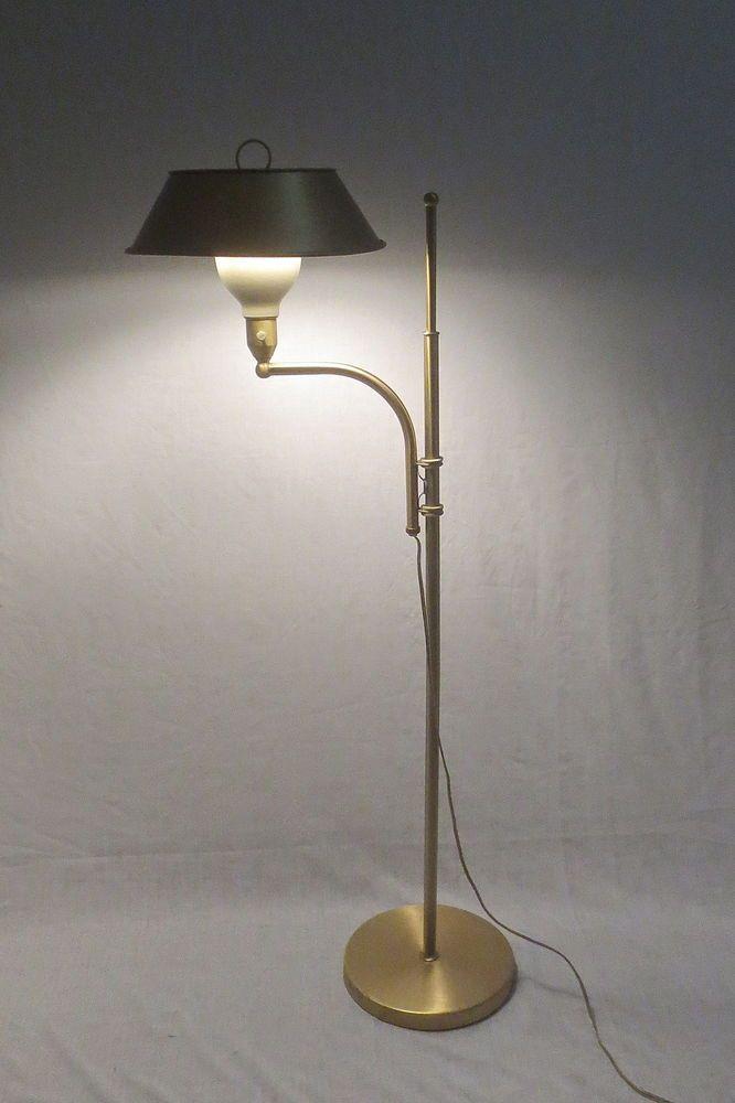 Retro 50 S Atomic Adjustable Floor Lamp Mid Century Space