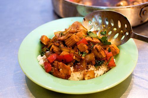 Easy Monday Night Stir Fry | Recipe