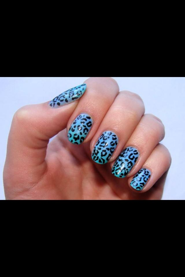 cute animal print nail designs joy studio design gallery