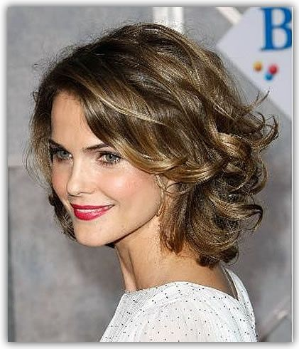 short curly hair finished growing out hairstyles