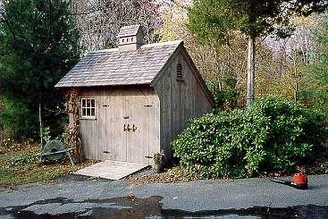 Saltbox Shed Gardens Pinterest