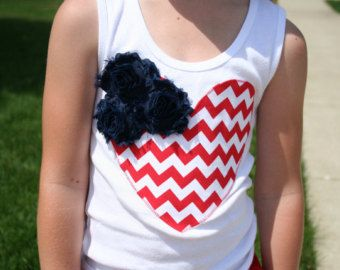 fourth of july tops