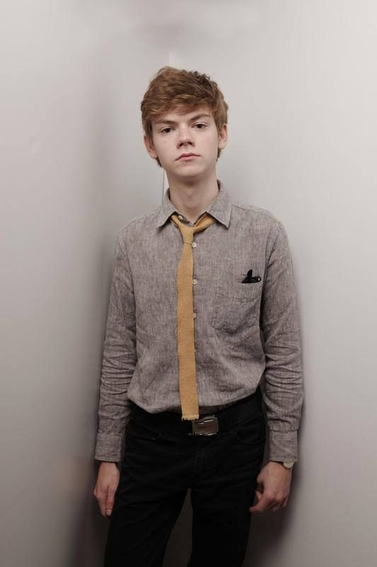 thomas brodie sangster | Tumblr | Thomas Sangster | Pinterest