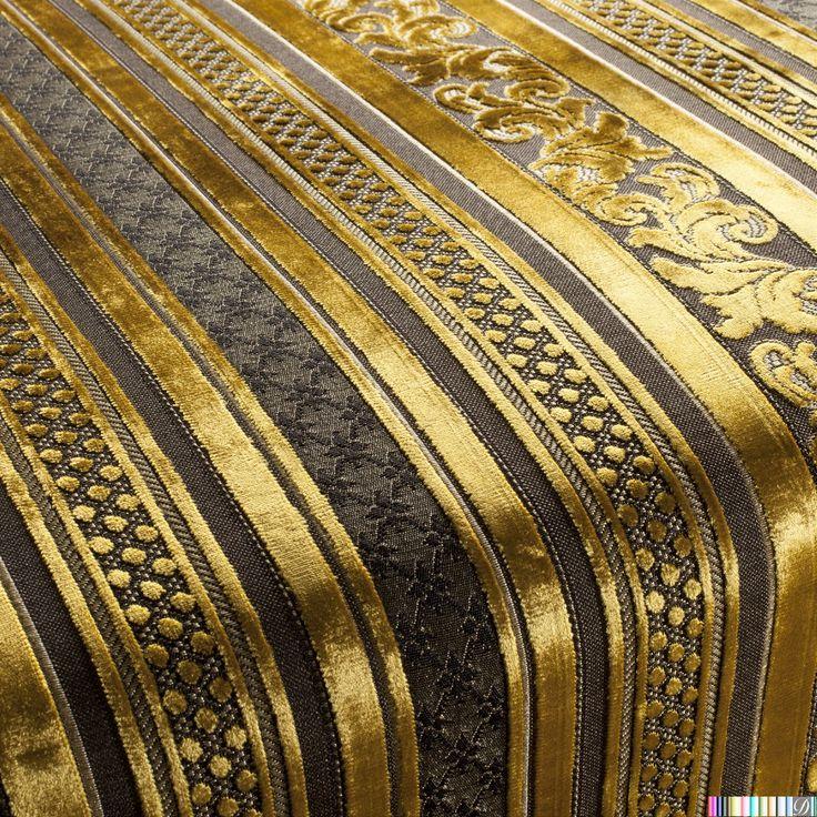 Pin by designer wallcoverings on designer velvet fabrics for Luxury fabrics