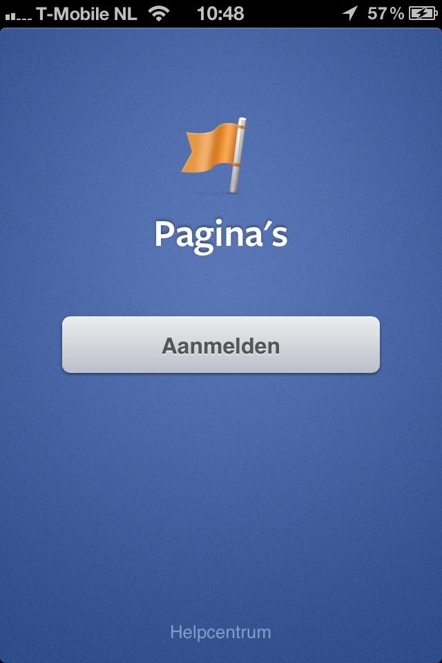 Aanmelden Facebook Pagina | Social Media Tools | Pinterest