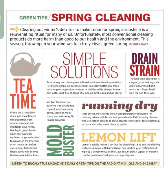 Spring Cleaning With Young Living Yl Pinterest