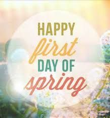 happy first day of spring inspirational quotes sayings