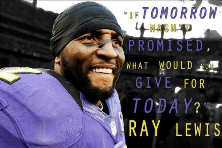 Ray Lewis Motivational Quotes Quotesgram