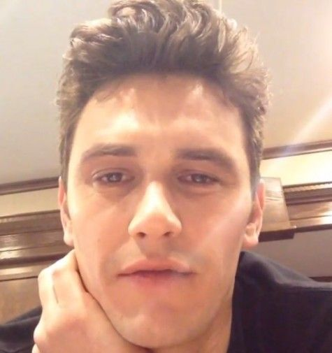 james-franco-instagram-selfie-2013- | ♡ JAMES FRANCO ♡ | Pinterest