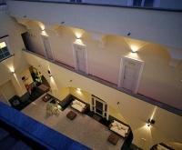 Seven Hostel, Sorrento, Italy  http://www.sevenhostel.com/  ...the rooftop terrace!