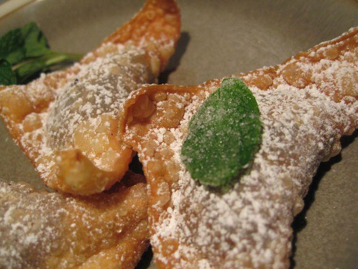 nutella ravioli | food | Pinterest