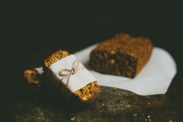 Soft Pumpkin Granola Bars | Indulgence : Breakfast | Pinterest
