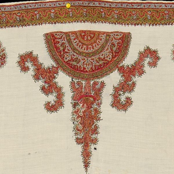 Popular hand embroidery mekhela chador makaroka