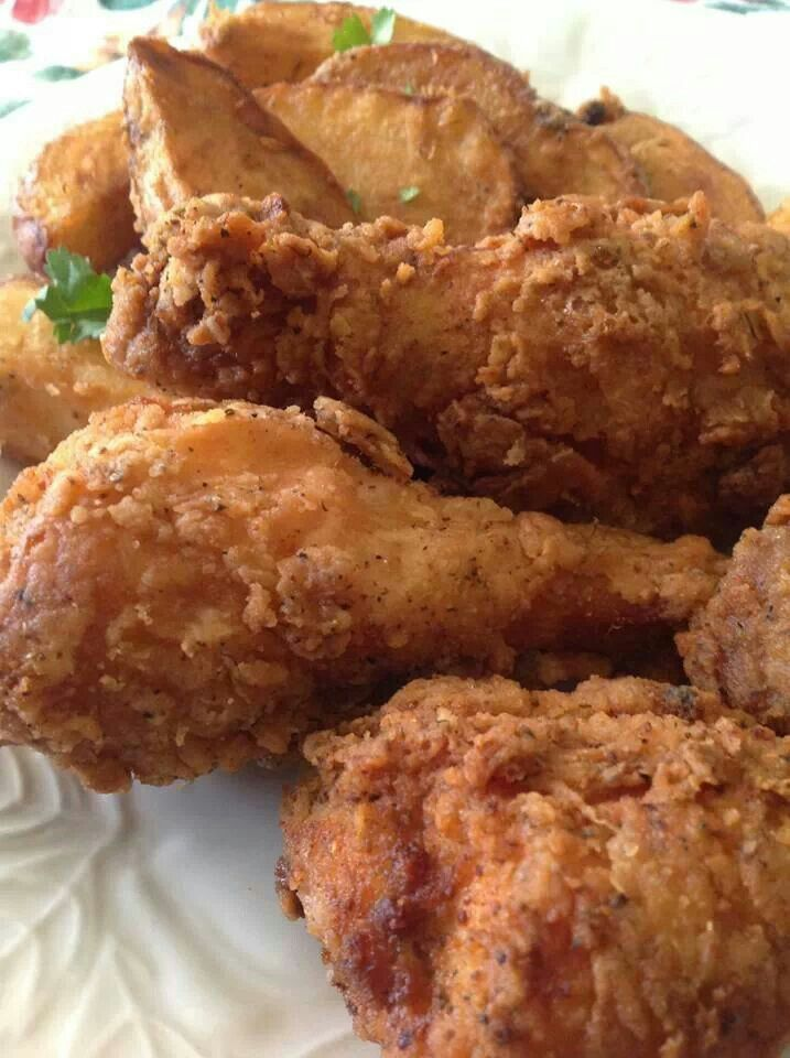 Southern Fried Chicken | fried chicken recipes | Pinterest