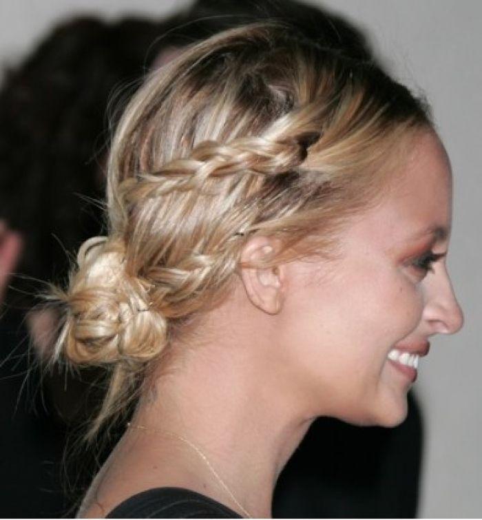 Braids For Short Hair Pinterest 38