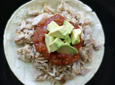 Mexican Carnitas in the Slow Cooker   Recipe