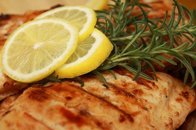 Rosemary Garlic Lemon Chicken — A Southern Fairytale