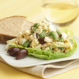 Niçoise Egg Salad | Recipe