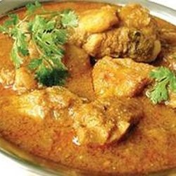 Chicken Curry in a Hurry from Bon Appetit