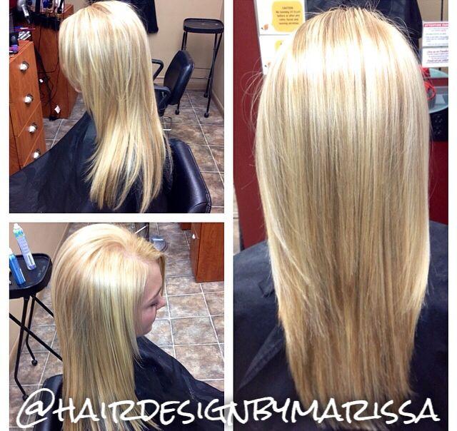 Platinum blonde hair design by marissa pinterest for A davis brown salon