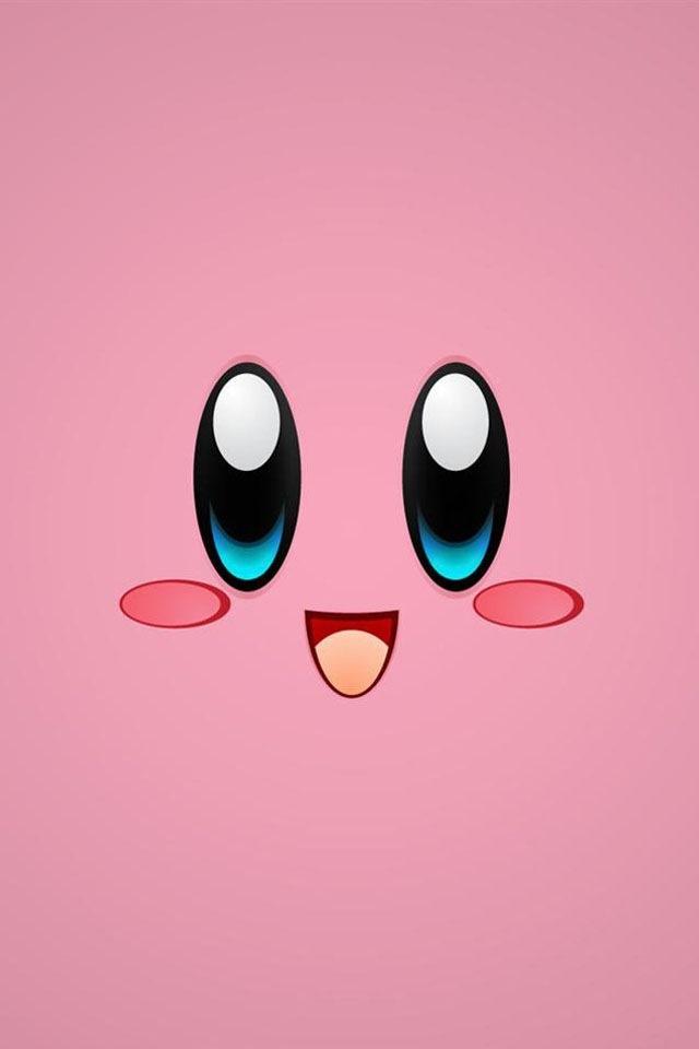 Kirby iPhone Wallpaper I Like =^.^= Pinterest