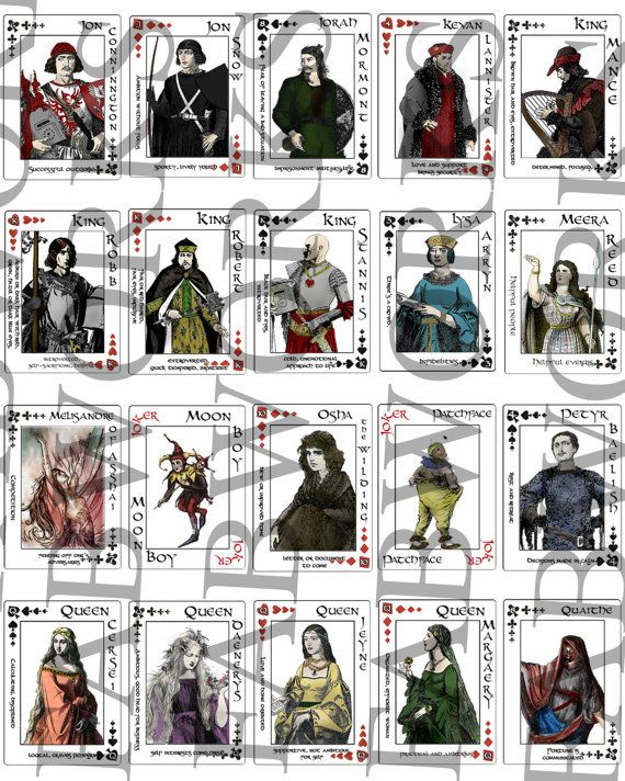 game of thrones card game how to