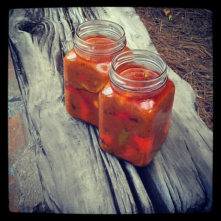 Pickled Curried Chilies | Good Eats | Pinterest