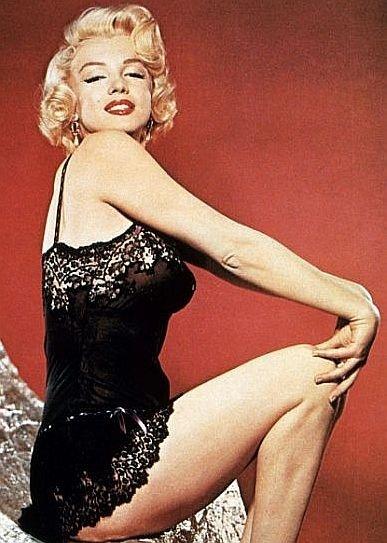 Marilyn Monroe Envy Lingerie on Behance