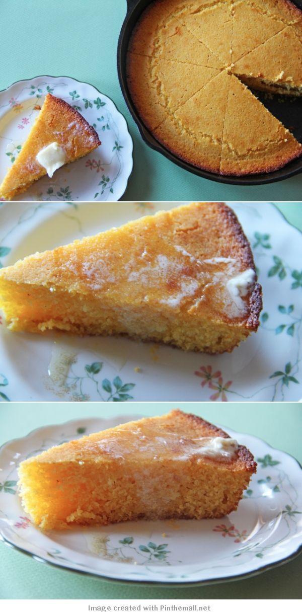 Brownedbutter #Honey #Cornbread #butter | Bake Goods | Pinterest