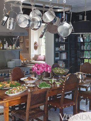 Windsor Smith's Wintry Dinner Party Recipes - Veranda.com
