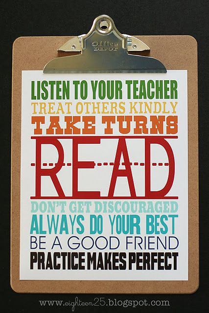 good teacher gift