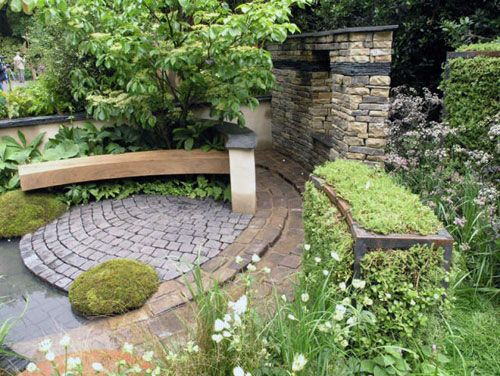 Courtyard garden design pictures garden landscape design for Courtyard garden ideas