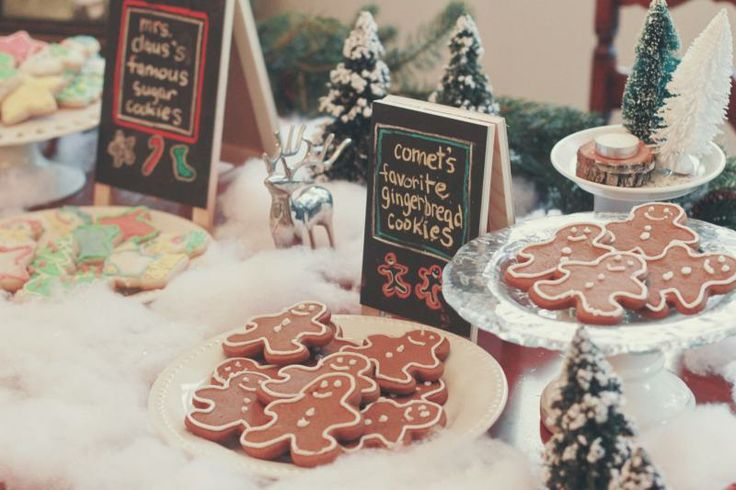 North Pole Christmas Party by Kelle Hampton of Enjoying the Small ...