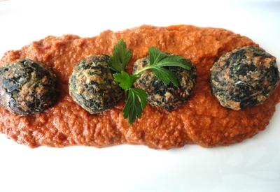 Spinach Artichoke Balls Recipes — Dishmaps
