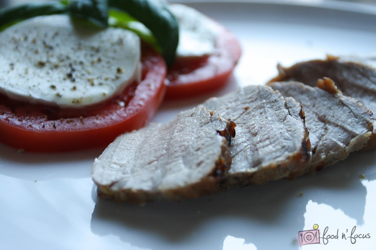 grilled honey mustard pork tenderloin | Blog | Pinterest