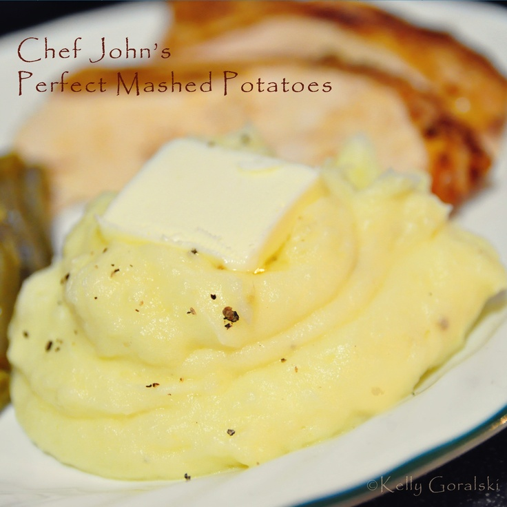 Chef John's Perfect Mashed Potatoes | Recipe