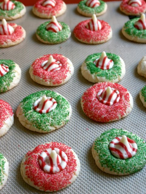 Cake mix christmas cookie recipe food pinterest