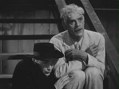 Boris Karloff & Peter Lorre