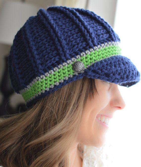 ready to ship seattle seahawks bowl s crochet