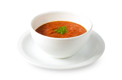 """Cream"""" of Tomato Soup- Just made this tastes like Panera Breads tomato ..."""