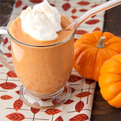Pumpkin Spice Smoothie | Breakfast Ideas/Smoothies | Pinterest