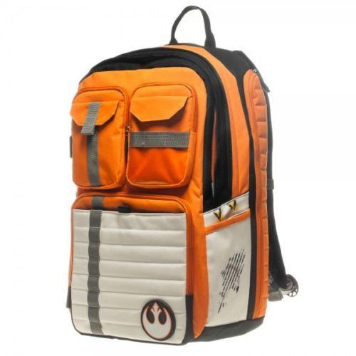 Star Wars Rebel Alliance Icon Backpack School Bag - Orange