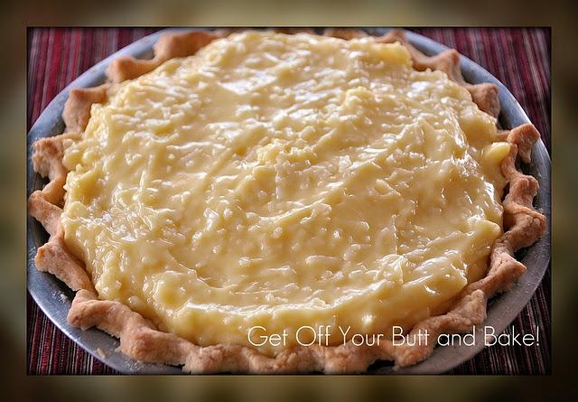 Coconut Cream Pie | Recipes | Pinterest