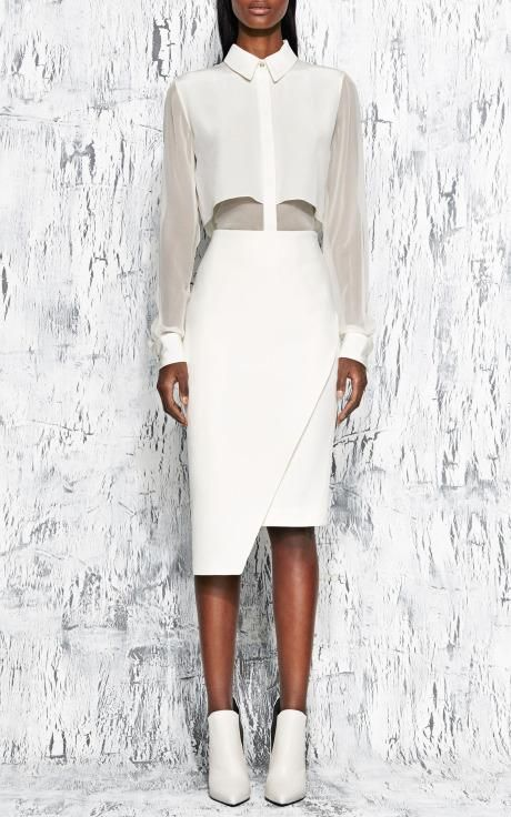 Jonathan Simkhai Pre-Fall 2014 Trunkshow Look 6 on Moda Operandi