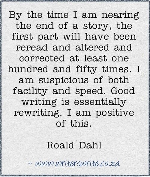 roald dahl essay writing Get an answer for 'what is roald dahls writing style ' and find homework help for other roald dahl questions at enotes.