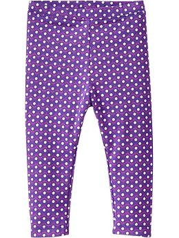 Yeni - Doc McStuffins Costume Jersey Leggings for Baby | Old Navy