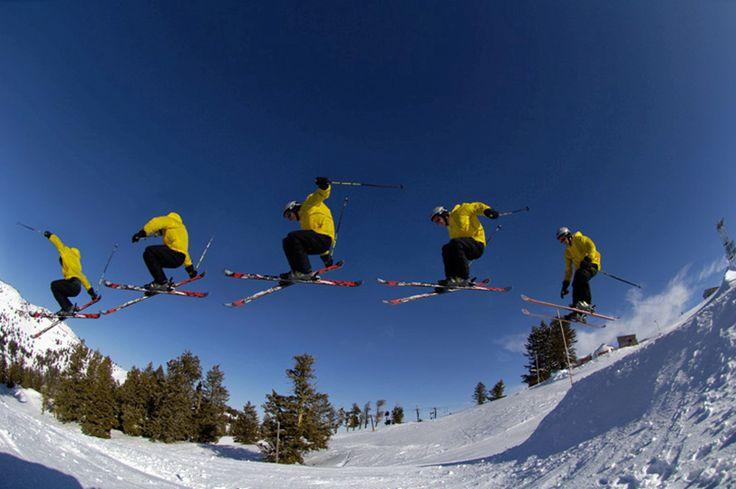 Bogus Basin Mountain Recreation Area, Boise, ID  Visitidaho.org #bogus #ski #idaho #boise