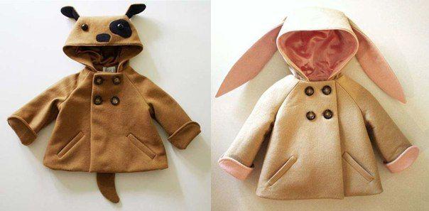 Пальто из флиса для девочки своими руками - Zdravie-info.ru