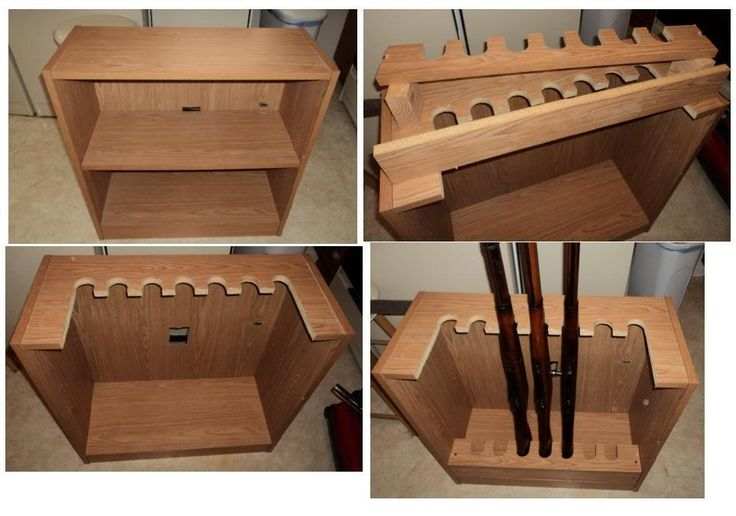 Homemade Bb Gun Rack Plan | Trend Home Design And Decor